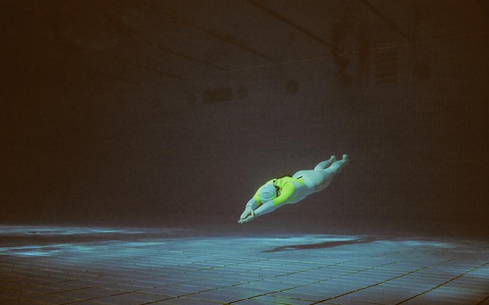 #Apnoe_method, занятия в Олимпийском