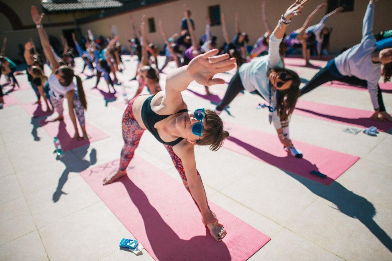 Йога для женщин это