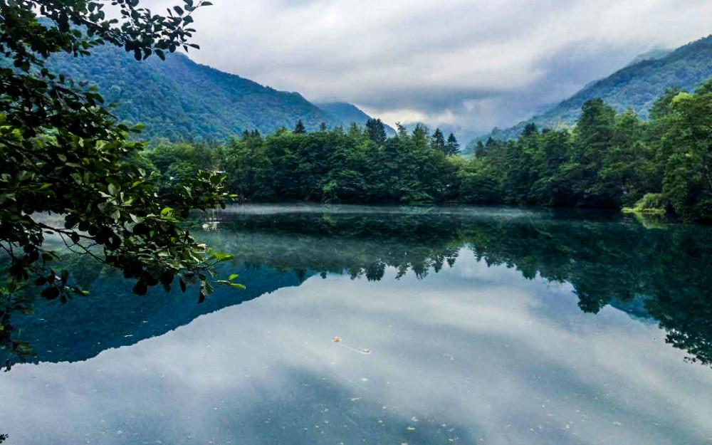Экспедиция на озера Кавказа