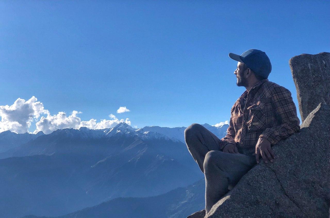 Йога семинар в Гималаях