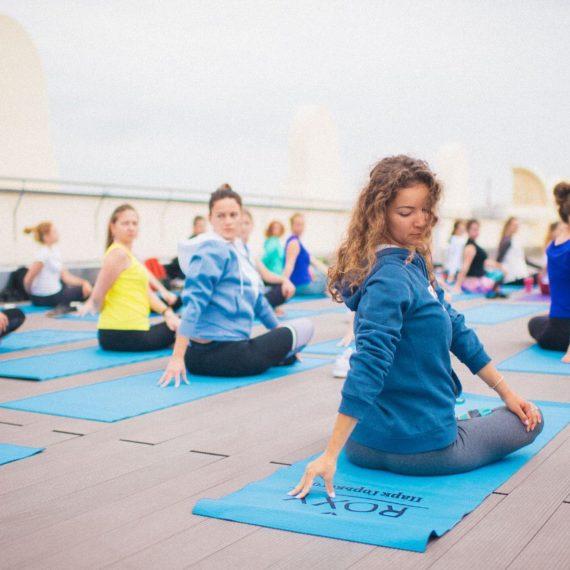 Yoga_Method в Уфе. 19 -21 апреля.