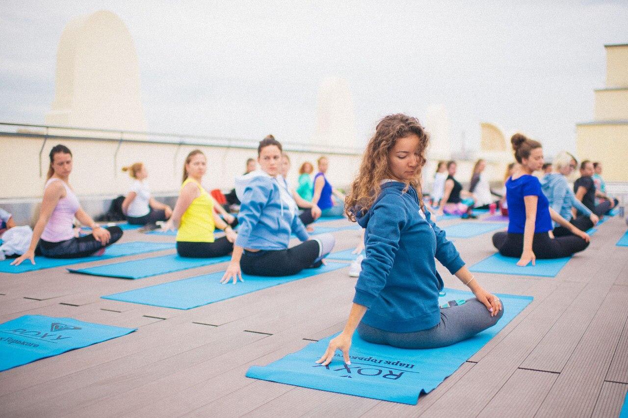Инструкторской курс от Yoga_Method