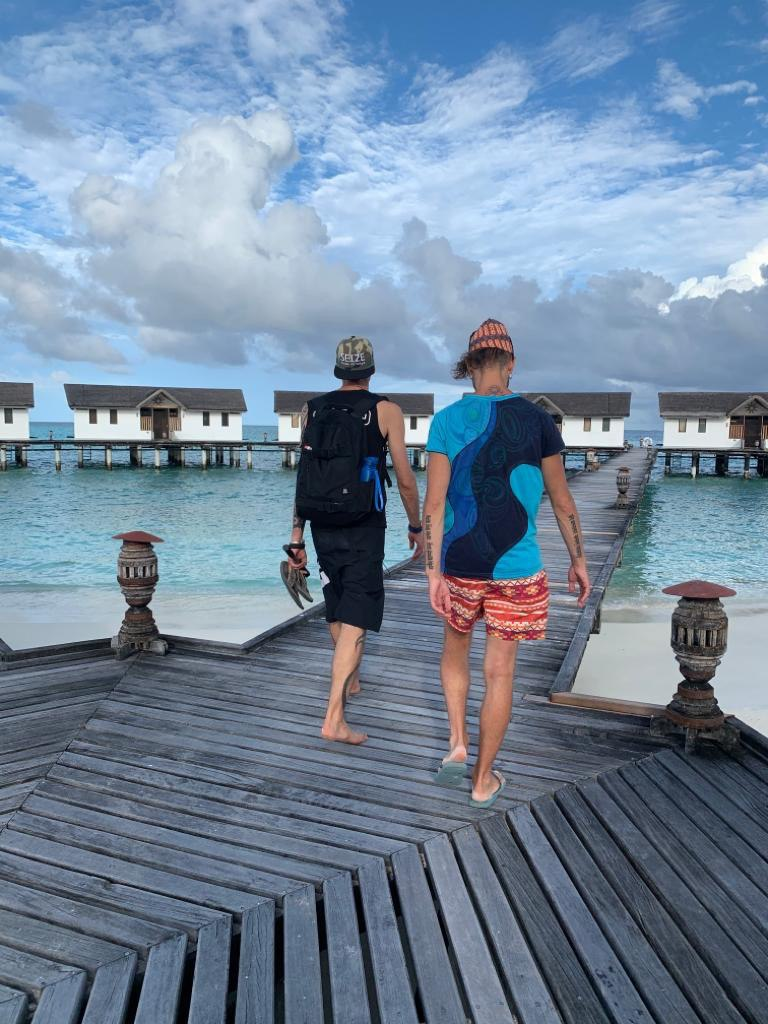 Йога и фридайвинг на Мальдивах от проекта #yoga_method. 11-21 марта.